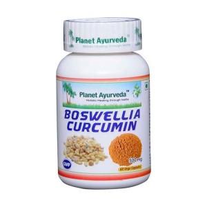 Prehransko dopolnilo BOSWELLIA CURCUMIN KAPSULE