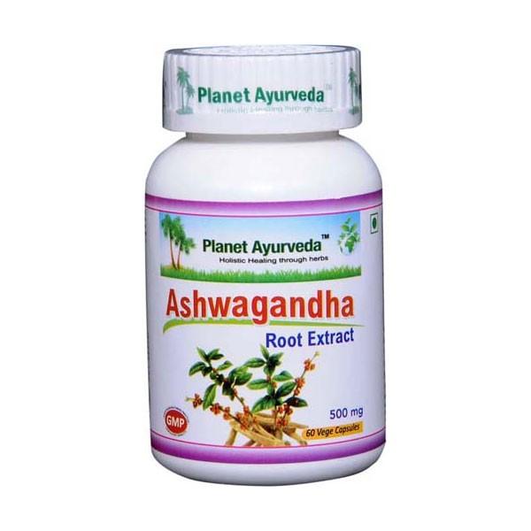 Ashwagandha - Lineja ajurveda