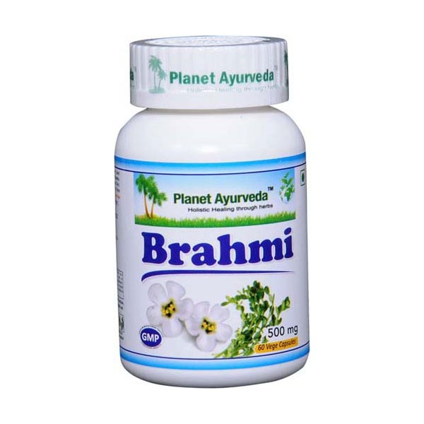 Brahmi - Lineja ajurveda